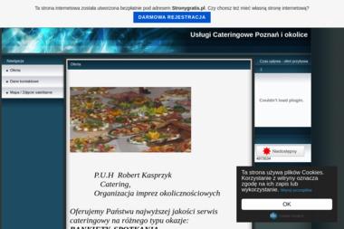 P u H Robert Kasprzyk - Gastronomia Kiekrz