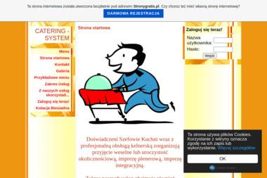 Catering-System - Catering Zakopane