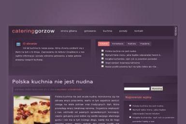 PHU Amber-Marek Bursztyn. Catering, imprezy firmowe - Catering dietetyczny Gorzów Wielkopolski