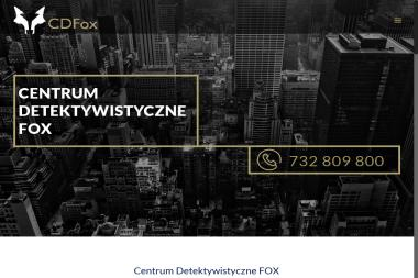 Centrum Detektywistyczne Fox - Biuro Detektywistyczne Wrocław