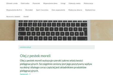 Centrum Badawczo Produkcyjno Usługowe Cecomm S.A. - Wynajem nieruchomości Bydgoszcz