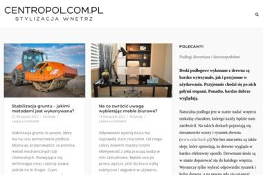 PPH Centropol Jerzy Cichoń - Ciężki Olej Opałowy Kielce