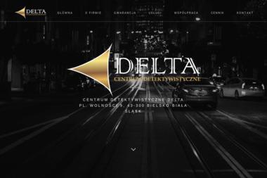 Centrum Detektywistyczne DELTA - Agencja Detektywistyczna Bielsko-Biała