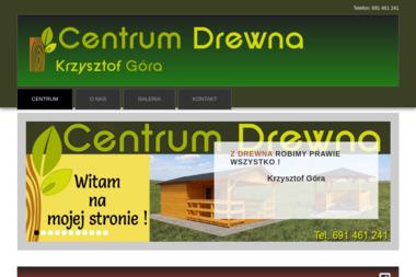 Centrum Drewna Krzysztof Góra. Boazeria, kantówka - Tartak Kobyla Góra