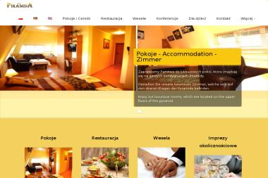 Hotel i Restauracja Centrum Piramida S.C. - Usługi Cateringowe Bolesławiec