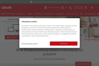 Cewe Sp. z o.o. Usługi Fotograficzne - Sesje zdjęciowe Kędzierzyn-Koźle