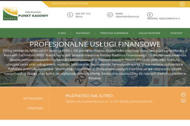 Porto - Centrum Finansowe - Ubezpieczenie samochodu Mosina