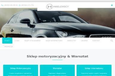 Firma Motoryzacyjna Chmielewscy S.C. - Hydraulik Ostróda