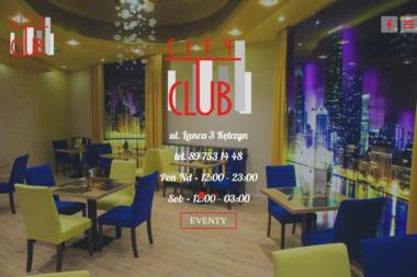 City Club. Restauracja & Kręgielnia - Gastronomia Kętrzyn