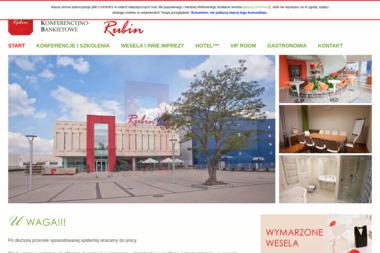 Centrum Konferencyjno-Bankietowe Rubin - Catering Bezglutenowy Łódź