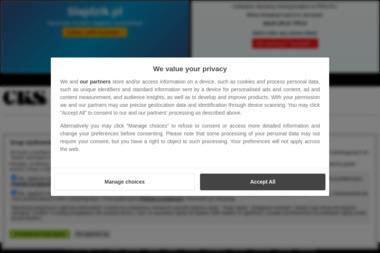 Cks - Naprawa Komputerów Kielce