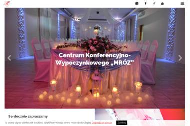 Centrum Konferencyjno Wypoczynkowe Mróz. Noclegi, pokoje do wynajęcia, imprezy okolicznościowe - Catering Mieszkowice