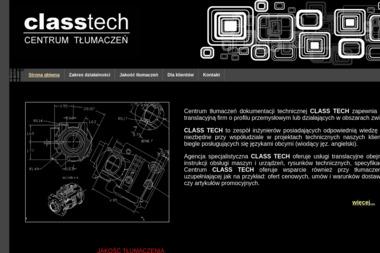 Centrum Tłumaczeń Class Tech Ramzes Mosiej - Tłumacze Białystok