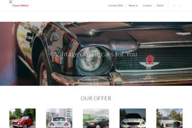 Classic Parts Staniszewski. Części samochodowe, akcesoria samochodowe - Tapicer Jabłonna