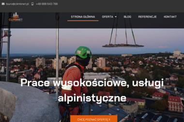Climbnet - Ocieplenie Dachu Pianką Oborniki Śląśkie