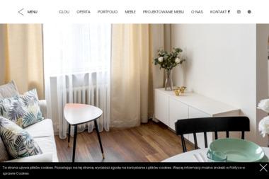 Clou Design Pracownia projektowania wnętrz - Projektowanie wnętrz Skarżysko-Kamienna