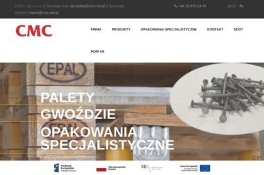 C M C Sp. z o.o. Sp K - Drewno Andrychów