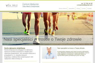 Centrum Medyczne Vita Med - Odchudzanie Chotomów