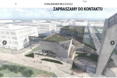 PRACOWNIA PROJEKTOWA COLOSSEUM - Projekty domów Słupsk