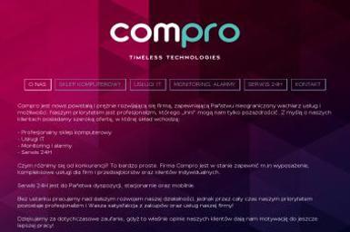 Compro Timeless Technologies Bartłomiej Bobiński - Naprawa Komputerów Łosice