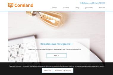 Comland - Alarmy Nowy Tomyśl