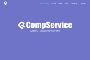 Comp Service Adam Mikityn - Marketing w Internecie Głogów