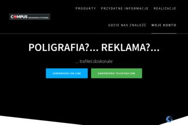 Compus Drukarnia - Poligrafia Kielce