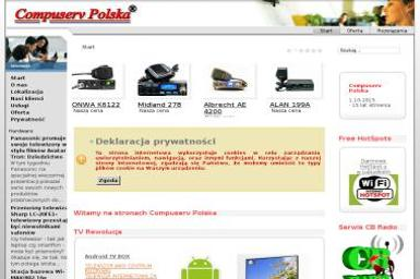 Compuserv Polska - Strony internetowe Żagań