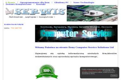 Computer Service. Serwis komputerowy - Naprawa Komputerów Kętrzyn