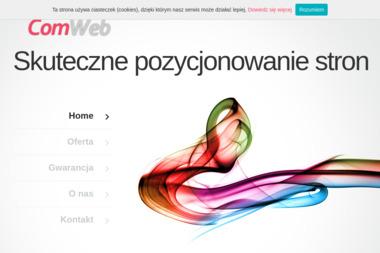 Comweb - Pozycjonowanie stron Rumia