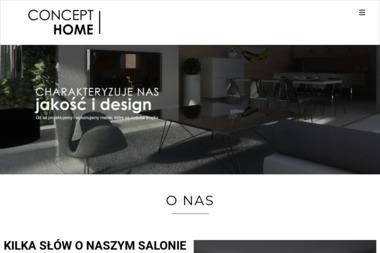 Concept Home. Pracownia, galeria, sklep - Projektowanie wnętrz Piotrków Trybunalski