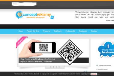 Concept Michalina Pestka - Agencja interaktywna Tczew
