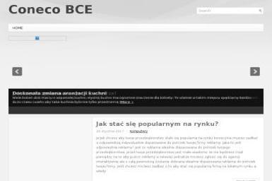 Coneco-BCE Sp. z o.o. - Geodeta Gdynia