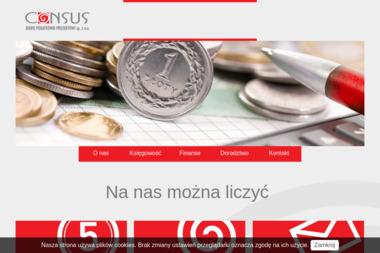 Biuro Usług Księgowych Consus Sp. z o.o. - Biuro rachunkowe Tychy