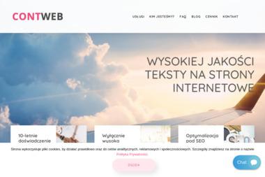 Contweb - Agencja Marketingu Internetowego - Pozycjonowanie stron Opole