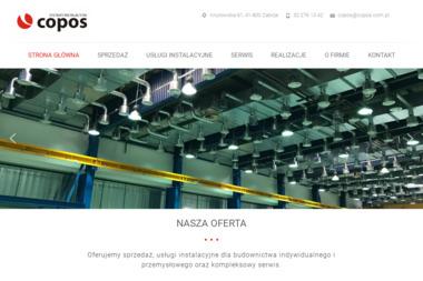 Copos Sp. z o.o. - Hydraulik Zabrze