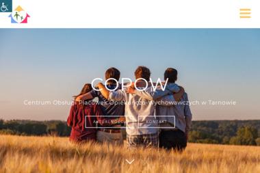 Centrum Obsługi Placówek Opiekuńczo Wychowawczych w Tarnowie - Księgowość Tarnów