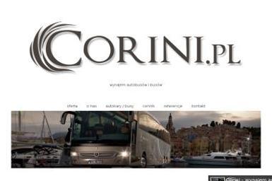 Corini - Wynajem Autokarów i Busów - Firma transportowa Tarnobrzeg