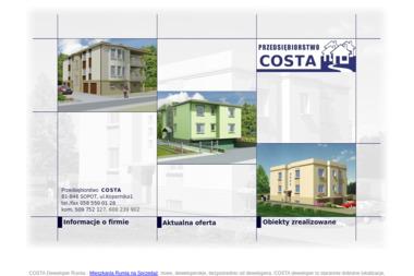 Costa B Katarzyna Bzduch - Budowa Domów Jednorodzinnych Sopot