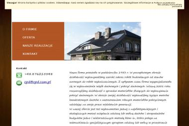 Cpd Pokrycia Dachowe Ewa Grzesiuk - Skład budowlany Ełk