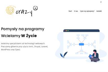 Crazyit-Strony Internetowe www. Strony internetowe, strony www - Pozycjonowanie stron Bydgoszcz