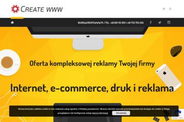 Create WWW - Agencja interaktywna Brzeg