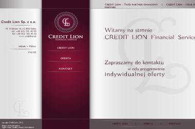 Credit Lion Sp. z o.o. - Kredyt hipoteczny Kalisz