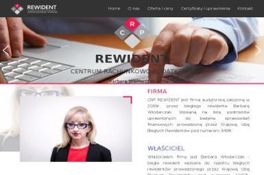 Centrum Rachunkowo Podatkowe Rewident - Biuro rachunkowe Gorzów Wielkopolski