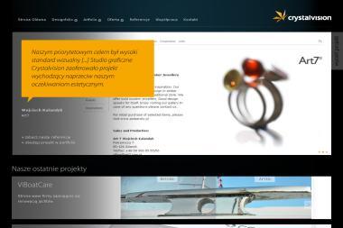 Crystalvision - Strony internetowe Bytów