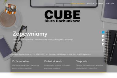 CUBE Biuro Rachunkowe - Biuro rachunkowe Myślenice