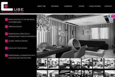 Ilona Skrobot Cube Interior Design - Us艂ugi Projektowania Wn臋trz Turza