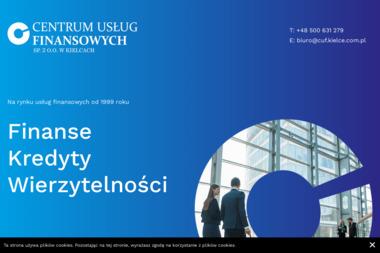 Centrum Usług Finansowych Sp. z o.o. - Leasing Samochodowy Kielce