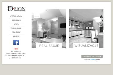 D-Sign Małgorzata Strakszys-Gadomska - Architekt Stargard