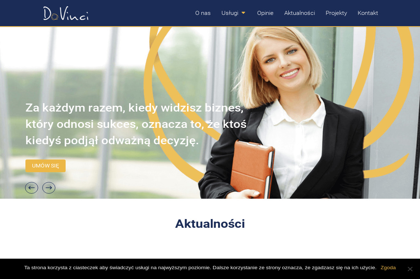 DaVinci - Biuro Rachunkowe Cybulice Małe